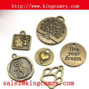 Metal Charms Tags Pendants Charms Metal Charms Alloy Charm pictures & photos