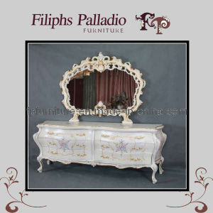 French Bedroom Furniture - French Dressing Table (0315)