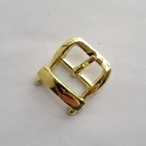 Golden Color Garment Buckle pictures & photos