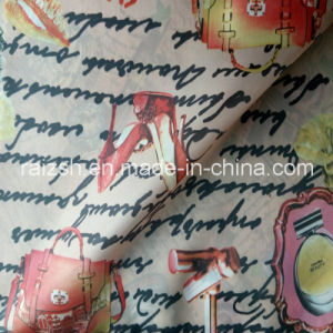 Polyester Taffeta Printing Lining Fabric pictures & photos