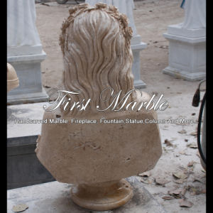 Beautiful Antique Travertine Bust for Craft Ms-2387 pictures & photos