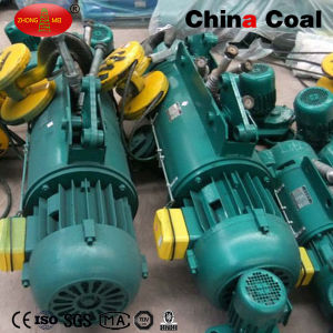 China Suppiy 0.5t-20t Europe Mini Electric Wire Rope Hoist Price pictures & photos