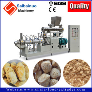 Textured Soy Prrotein Tsp Tvp Production Machine Extruder Plant Making Machine pictures & photos