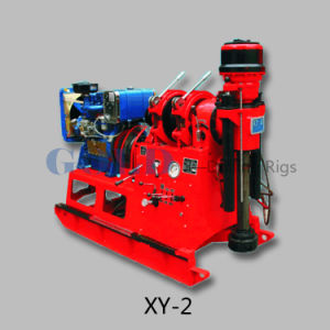 Drill Rig Manufactured in China, Durable Core Drilling Rig Xy-2 pictures & photos