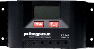Fangpusun Pr245 12V/24V 45A PV Panel Solar Charge Controller