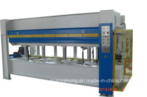 4′x8′ Hot Press Machine for Veneering pictures & photos