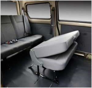 Kingstar Jupiter F6 7-8 Seats Van, Minibus (Basic type) pictures & photos