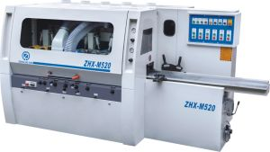 Max Working Width 200mm Five Spindle Moulder Machine