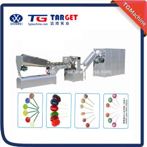 Cheap and Popular Die-Formed Lollipop Forming Machine pictures & photos