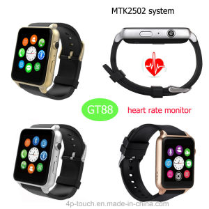 Bluetooth Watch Phone with Heart Rate Monitor pictures & photos