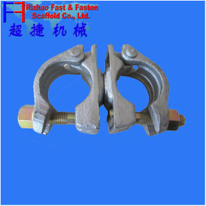 Types of Scaffold Pipe Swivel Clamp (FF-0002) pictures & photos