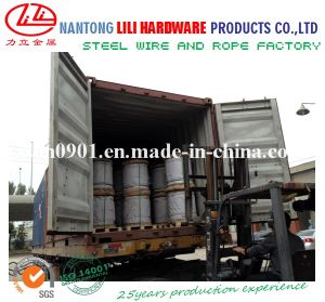 Steel Wire Rope (cheap price with high quality) pictures & photos