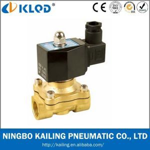 2way Normally Open Brass Solenoid Valves for Water (2W160-15) pictures & photos