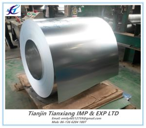 SGCC Hot Dipped Galvanized Steel Coil pictures & photos