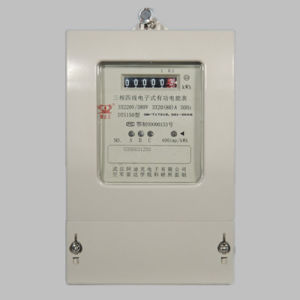 Intelligent Logic Control Electronic Smart Current Meter (DSS150) pictures & photos