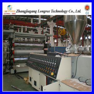 Plastic PVC PP Pet Sheet Production Line Extrusion Line pictures & photos