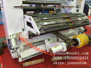Btm-C1300 Servo Motor Controlled High Speed Slitting Machine pictures & photos