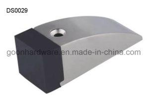 Zinc Door Stopper/Door Wedge with Rubber Ds0082 pictures & photos
