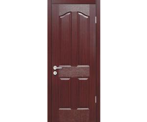 Natural Veneer HDF MDF Moulded Door Skin pictures & photos