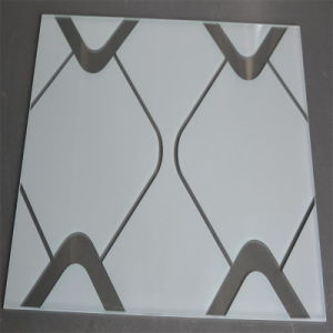 3mm-12mm High Quality Tempered Painted Glass