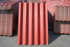 Argriculture Using Corrugated UPVC Roofing Sheet pictures & photos