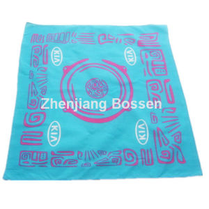 OEM Produce Customized Logo Printed Promotional Cotton Cartoon Bandanna Head Wrap pictures & photos