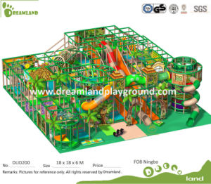 2017 Newest Kids Advanture Indoor Play Strcuture pictures & photos