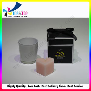 Square Shape Paper Gift Box for Promotion Candle pictures & photos