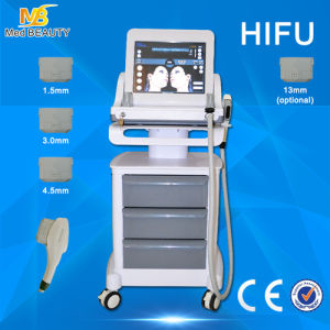 High Intensity Focused Ultrasound Hifu Skin Care Beauty Equipment. pictures & photos