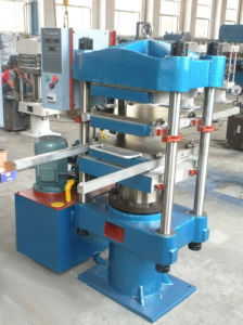 Rubber Vulcanizing Machine with PLC pictures & photos