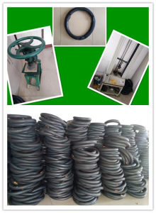 Qingdao Factory Butyl Rubber Motorcycle Inner Tube pictures & photos