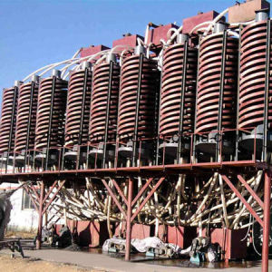 High Efficiency Gold Ore Spiral Chute Separator pictures & photos