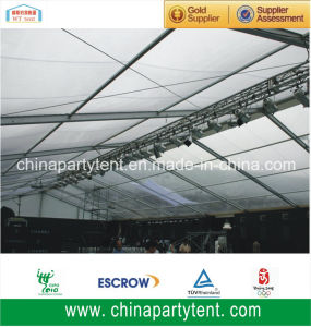 Transparent Marquee Tent for Big Wedding Party and Events