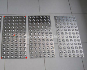 Stainless Steel Tactile Indicator Mat (XC-MDB6004) pictures & photos