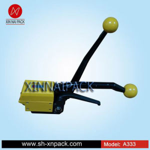 Buckle Free Sealless Manual Steel Strapping Tool (A333)