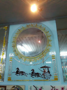 Bathroom Mirror with Bevel Edge (JINBO) pictures & photos