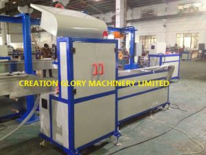 High Capacity Medical Transfusion Pipe Plastic Extruding Machine pictures & photos