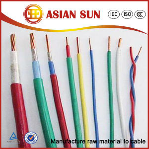 Top Selling 450/750V PVC Insulation Electrical Cable pictures & photos