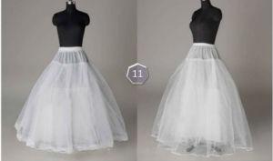 Hot Sale Underskirt Hoop Wedding Petticoat P-003 pictures & photos