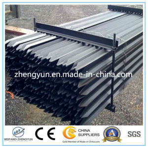 Star Picket Y Type Steel Pipe for Fence Post pictures & photos
