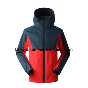 Outdoor Single Layer Thin Waterproof Breathable Jacket pictures & photos