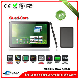 Quad Core Allwinner A31 Android Tablet PC with Google 4.1.1 OS 2GB DDR