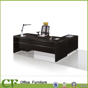 Black Walnut Manager Desk for Office CF-I03403 pictures & photos