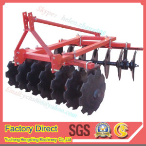Agricultural Machinery Disc Harrow Hydraulic Power Tiller for Yto Tractor pictures & photos