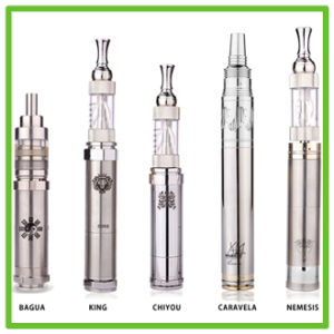 Steamoon 2014 New Ecig King, Chiyou, Bagua, Nemesis, Caravela Mod Clone with Stainless Steel