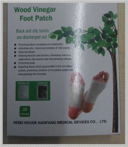 Poplar Detox Foot Patch with Good Quality pictures & photos