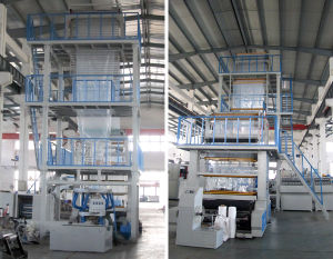 Three-Layer Film Blowing Machine pictures & photos