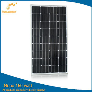160W Mono Solar Panel Solar Energy with Good Quality and Best Price pictures & photos