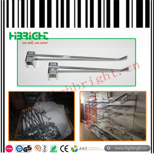 Chrome Shop Fitting Metal Display Hooks for Oval Bar pictures & photos
