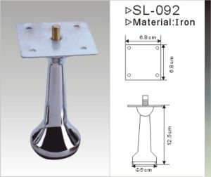 Hot Sale Metal Leg, Furniture Legs, Sofa Legs (SL-092) pictures & photos